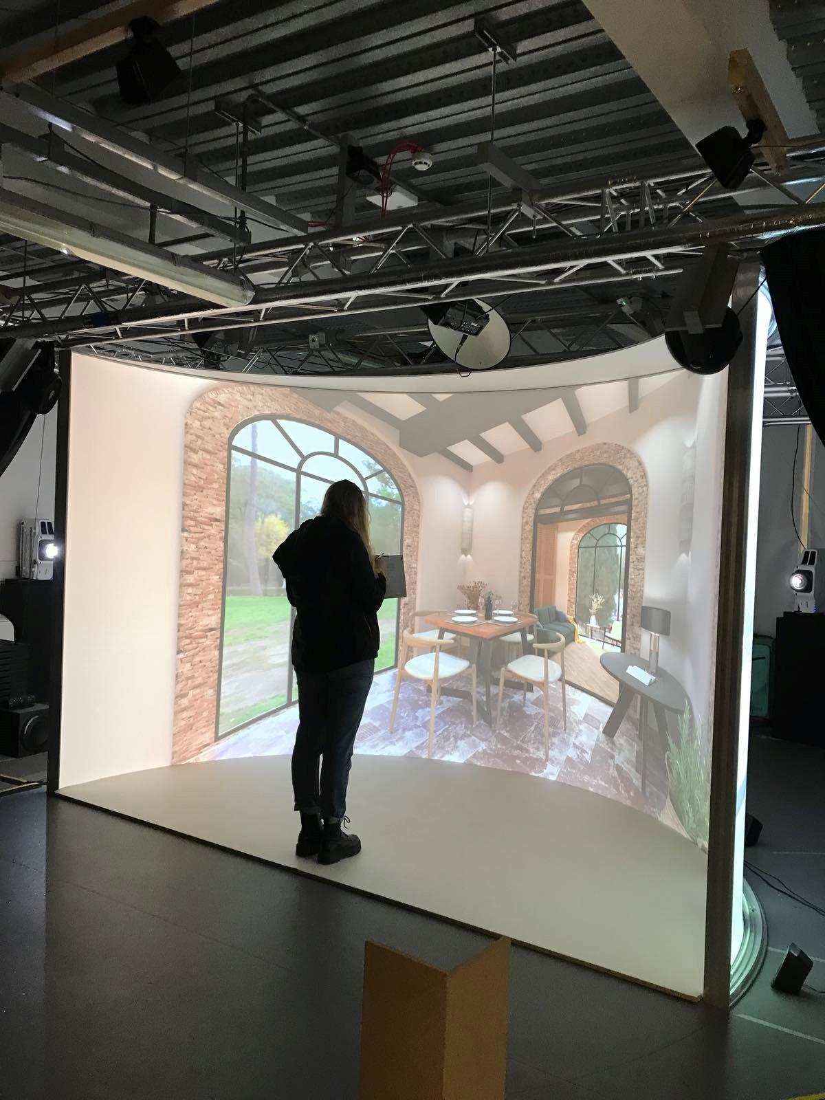 The Perceptual Experience Lab (PEL) at Cardiff School of Art & Design