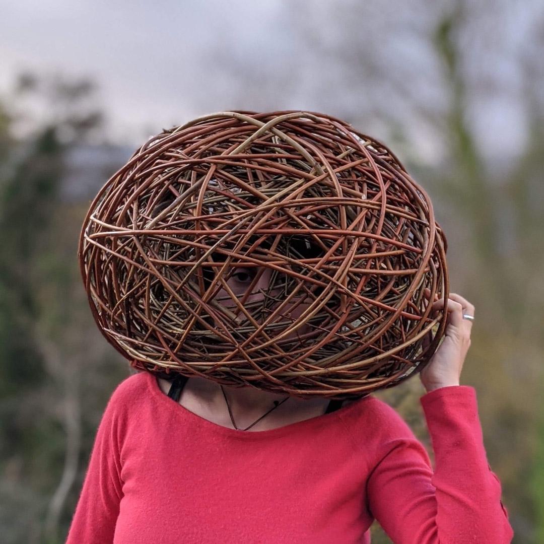Alis Joscelyne's Willow Sculpture